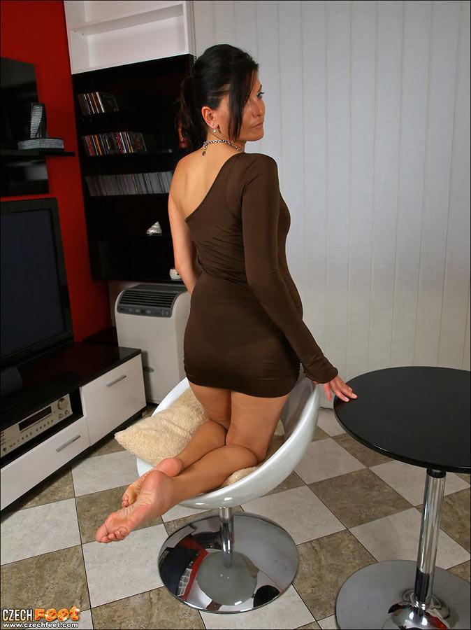 Ноги телочек из Чехии. Порно девка.